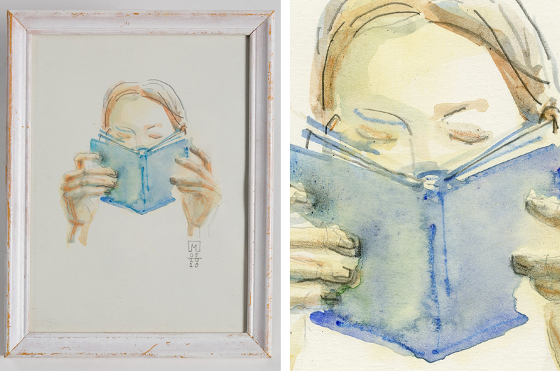 Protection maskprotective mask Maija Lisdduma Illustrationprotective mask